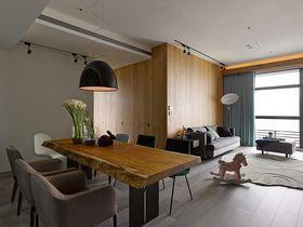 60平米公寓其他风格餐厅装修案例