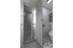 90平米三室兩廳現代簡約風格衛生間欣賞圖