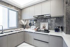 130平米四室两厅法式风格厨房图片