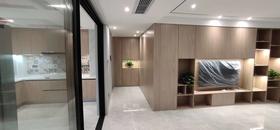 现代简约风格客厅设计图