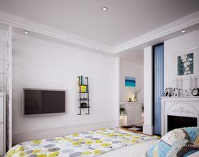 40平米小户型北欧风格客厅欣赏图