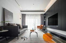 70平米日式风格客厅欣赏图