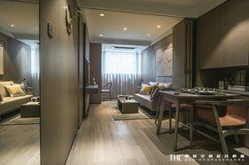 60平米公寓宜家风格餐厅装修效果图