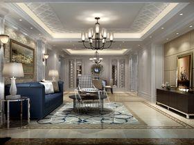20万以上140平米四室两厅欧式风格客厅设计图