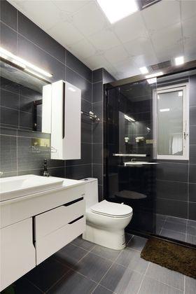 50平米现代简约风格卫生间欣赏图