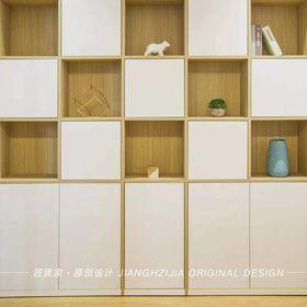 130平米三室一厅宜家风格储藏室装修案例