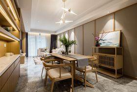 90平米三室一廳其他風格餐廳裝修案例