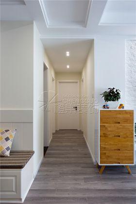 90平米三北欧风格走廊图片