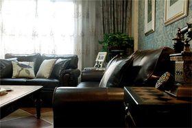 5-10万140平米三室两厅美式风格客厅装修案例