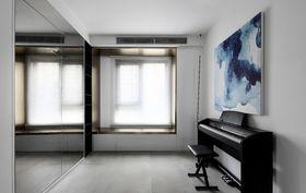 90平米一居室现代简约风格影音室欣赏图