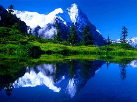瑞士幸福蜜月之旅的开始感受北欧风情