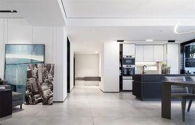 140平米四室两厅现代简约风格走廊图
