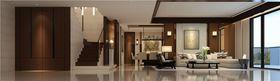 140平米四室三厅中式风格客厅装修图片大全