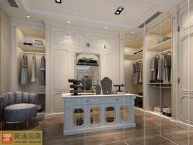 20万以上140平米四室三厅法式风格衣帽间欣赏图