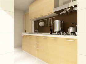 5-10万70平米三室两厅现代简约风格厨房装修效果图