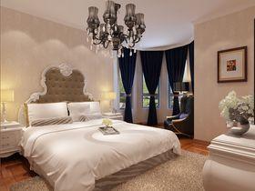 140平米三新古典风格卧室图片