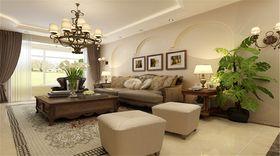 15-20万140平米四室四厅现代简约风格走廊装修案例