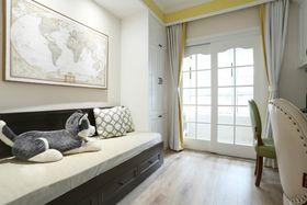 120平米四室两厅地中海风格餐厅效果图