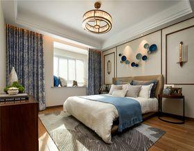 100平米三室两厅欧式风格卧室装修案例
