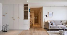 100平米三室一厅现代简约风格客厅效果图
