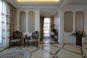 20万以上140平米别墅混搭风格走廊图片