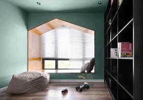 140平米四室两厅北欧风格影音室装修图片大全