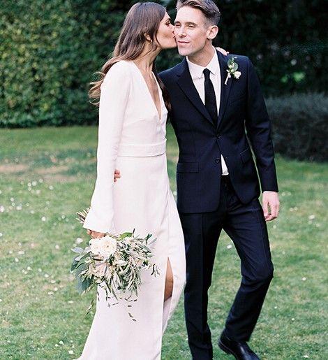 极简风格婚礼给你一场简单但精致的婚礼