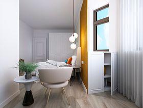 120平米三室兩廳現代簡約風格陽臺裝修案例