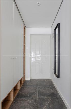 70平米现代简约风格玄关图片
