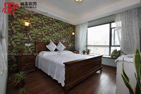 10-15万140平米三室两厅混搭风格卧室图片