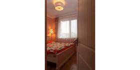 经济型40平米小户型田园风格卧室欣赏图