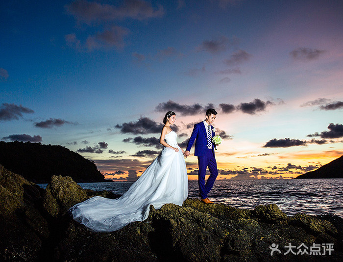 厦门米兰春天婚纱摄影图片-北京影楼-大众点评网
