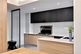 80平米三室两厅混搭风格厨房效果图