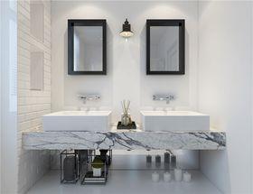 富裕型90平米三室两厅混搭风格其他区域图片大全