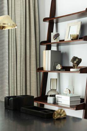 140平米三室两厅新古典风格书房装修效果图
