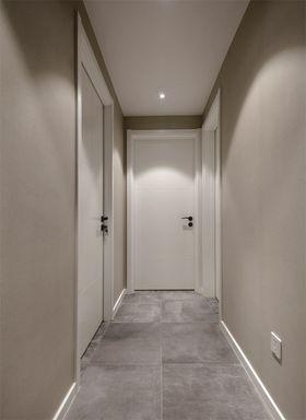 80平米三室一廳北歐風格走廊裝修案例