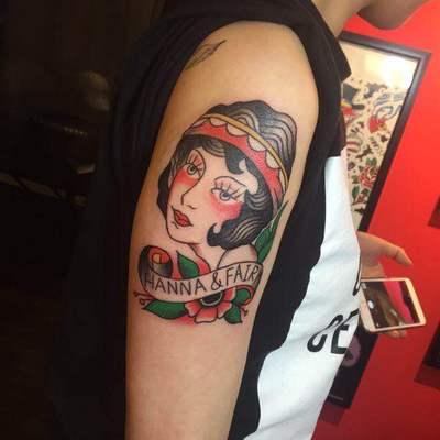 大伯-作品秀纹身图-大众点评纹身图案大全