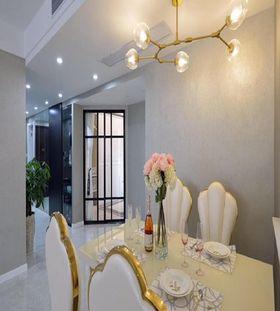 140平米四室两厅混搭风格餐厅图片大全