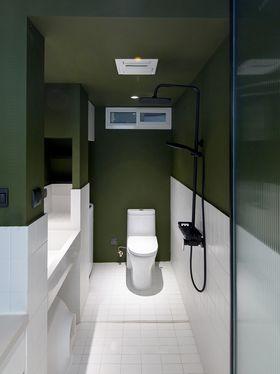 30平米以下超小户型混搭风格卫生间设计图