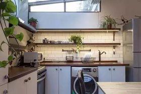 40平米小户型东南亚风格厨房装修效果图