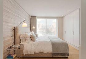 100平米三室一厅现代简约风格卧室设计图