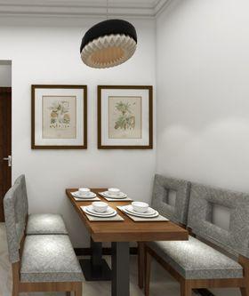 70平米現代簡約風格餐廳裝修案例