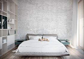 70平米公寓其他风格卧室效果图