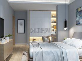 110平米三室两厅北欧风格卧室效果图