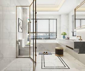 140平米四室两厅欧式风格卫生间装修图片大全