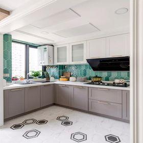 120平米三法式风格厨房装修图片大全