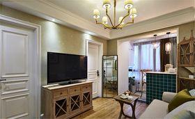 5-10万70平米法式风格客厅装修图片大全