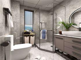 140平米復式中式風格衛生間設計圖