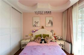 80平米新古典风格儿童房装修案例