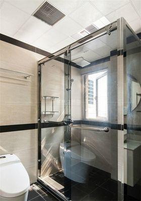 90平米三室一廳現代簡約風格衛生間圖片大全